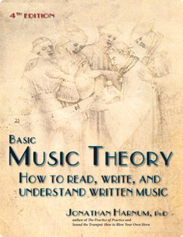 The most downloaded music theory book, worldwide.