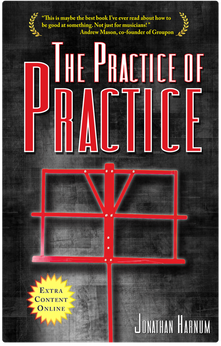 The best book on music practice: frequently #1 in category on Amazon.